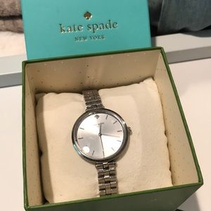 Kate Spade Holland Stainless Steel Watch